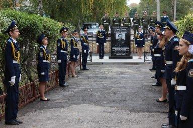 В шефах у уваровских кадет – Министерство обороны